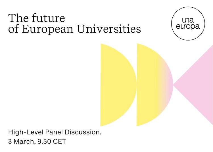 High-level Panel Discussion on the Future of European Universities